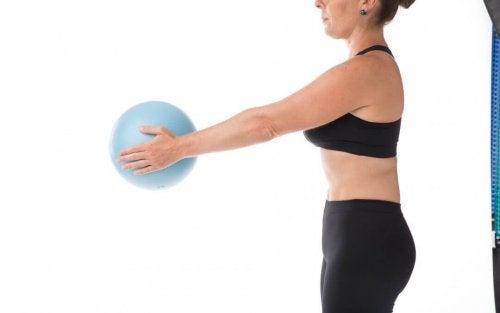 exercices pour réduire la graisse de la poitrine
