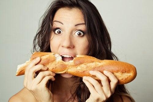 Pourquoi il n'est pas bon de manger du pain