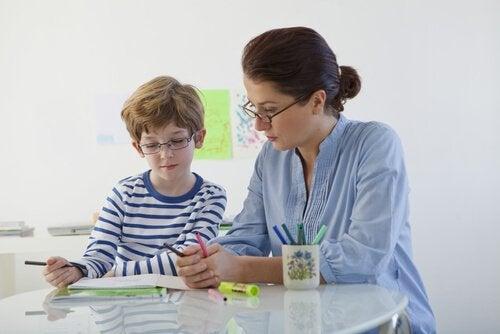 rébellion des enfants et conduite positive