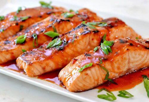 recette du saumon sauce citron