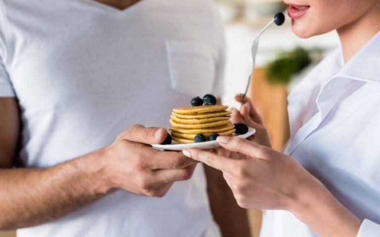 Deux délicieuses recettes de pancakes à faire à la maison