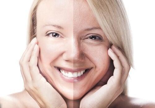 le régime alcalin a des effets anti-âge