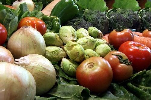 régime cétogène et légumes