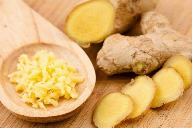 le cataplasme au gingembre pour lutter contre l'insuffisance rénale