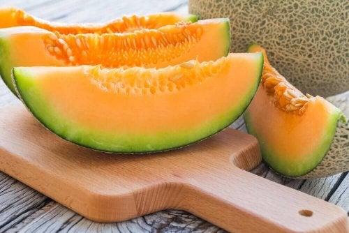 4 grands remèdes naturels à base de melon