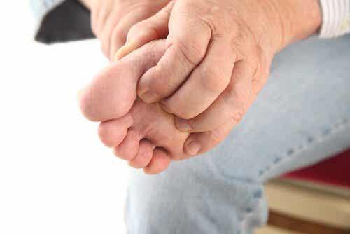 5 remèdes naturels pour traiter le pied d'athlète