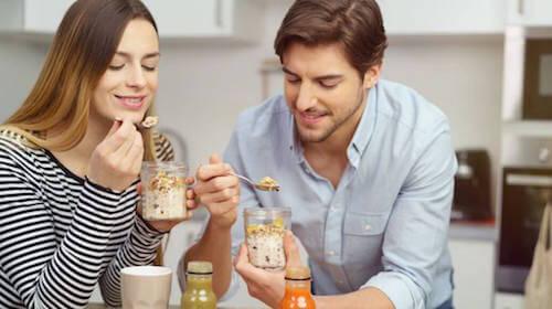 Recettes de milk-shakes au lait d'avoine