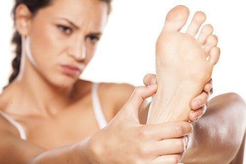 soin du pied diabétique