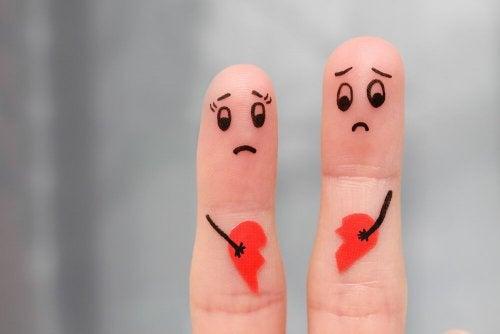 l'acceptation pour surmonter une rupture émotionnelle