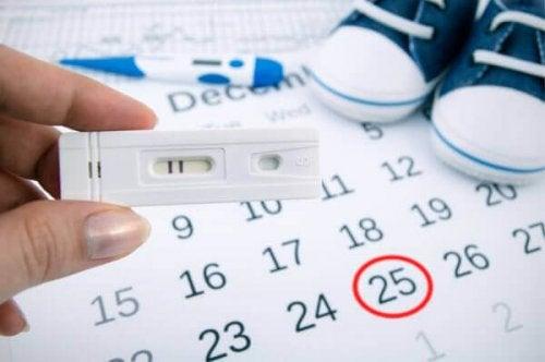 Tenir un calendrier de fertilité.