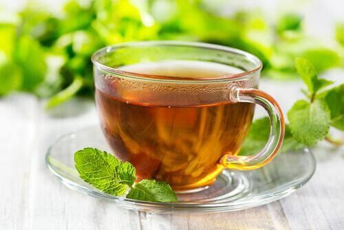thés ou infusions pour le régime détoxifiant