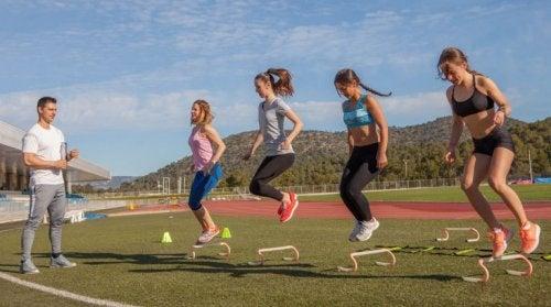 la thérapie occupationnelle et le sport