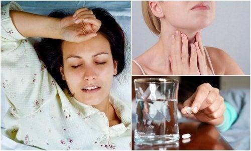 6 causes médicales des sueurs nocturnes