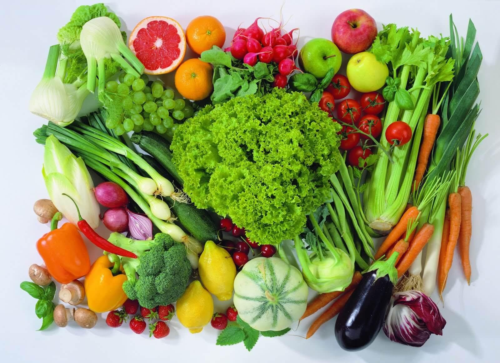 Éliminer les calculs rénaux grâce aux légumes et aux fruits