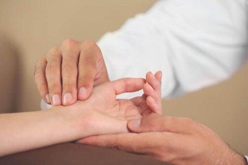 Les tendinites pendant l'allaitement
