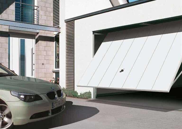 Des portes de garage modernes pour protéger votre maison