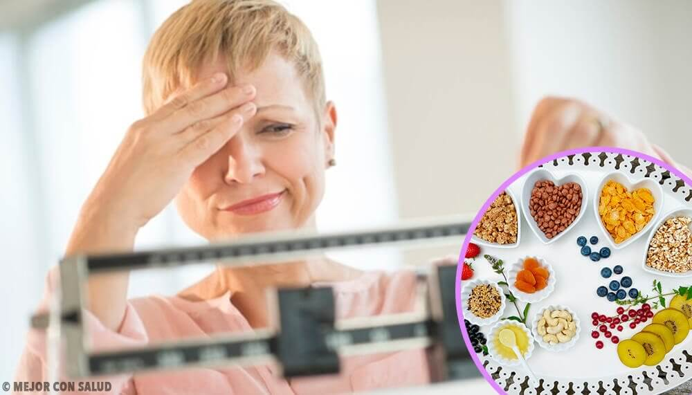 Un régime idéal pour perdre du poids pendant la ménopause