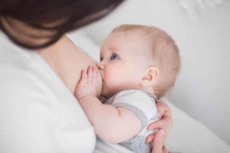Tendinite à cause de l'allaitement