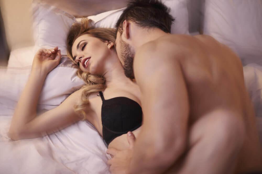 Stimuler le désir sexuel par l'amour.