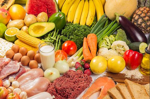 Une bonne alimentation permet de prévenir l'apparition de fourches