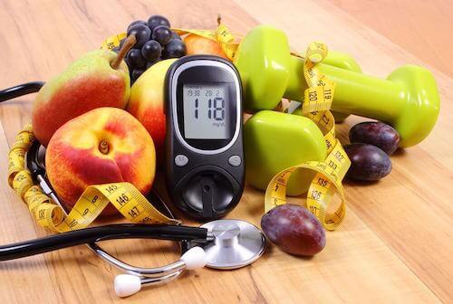 Une alimentation saine pour les diabétiques.