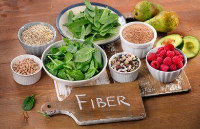 8 aliments riches en fibres