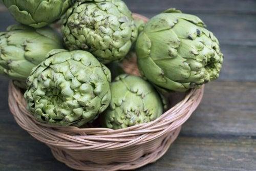 L'artichaut aide à réduire son taux d'acide urique