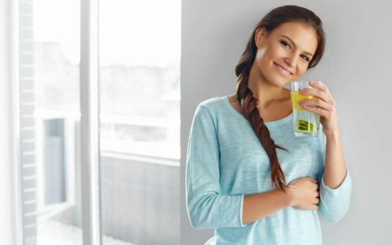 8 bienfaits d'une bonne hydratation
