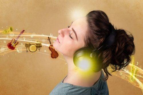 le bonheur et les bienfaits de la musique