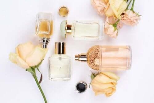 Comment recycler les vieux flacons de parfum