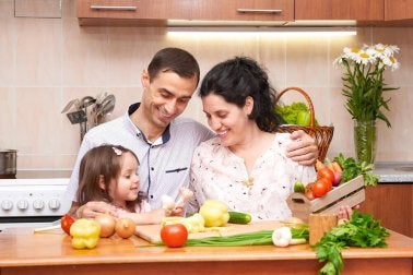 cuisiner en famille est aussi un cadeau