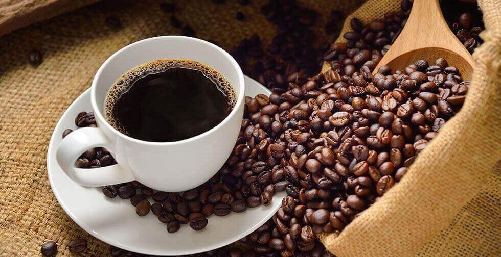 éliminer l'odeur d'humidité avec des grains de café