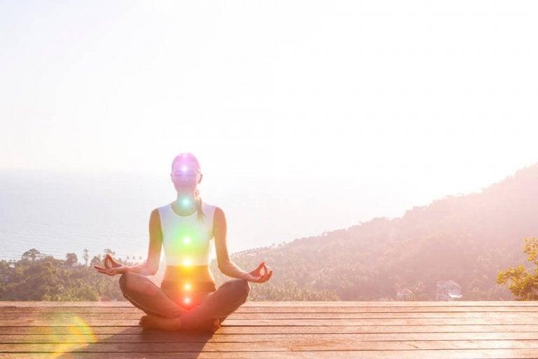 Les chakras, ces points d'énergie que vous devez activer