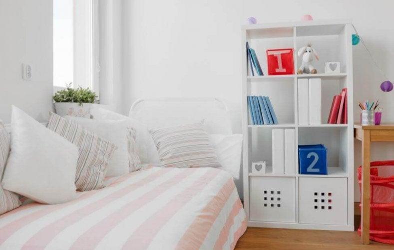 lits modulaires d'angle pour la chambre des enfants