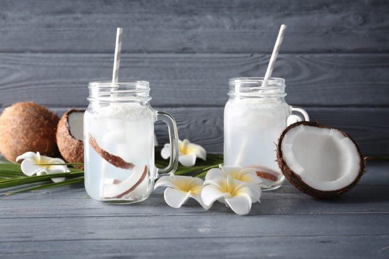 Les incroyables bienfaits de l'eau de coco pour la santé
