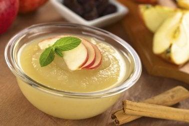 comment faire une compote de pommes
