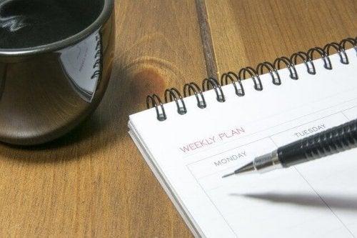 Personnalisez votre propre calendrier