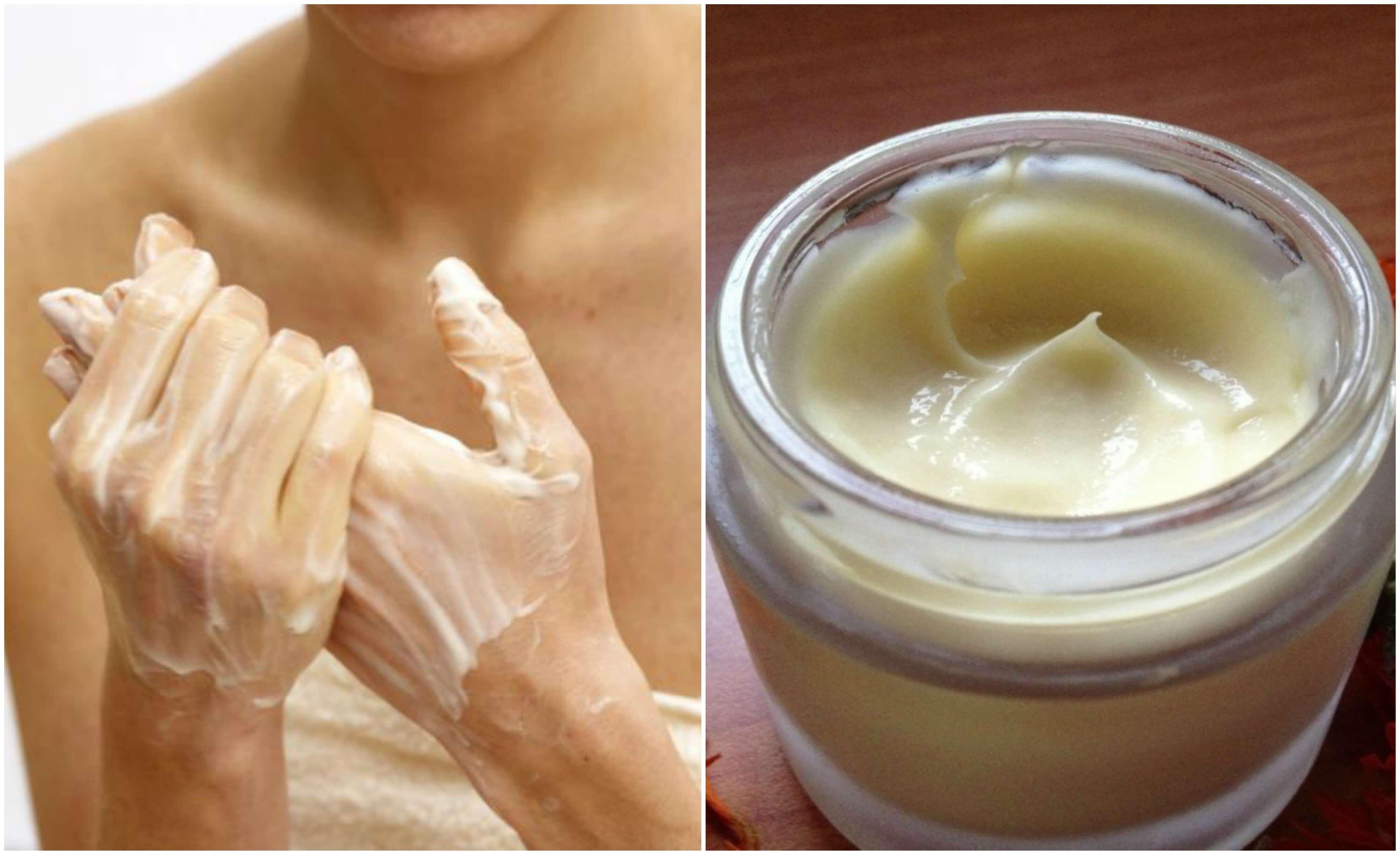 vieillissement des mains crèmes