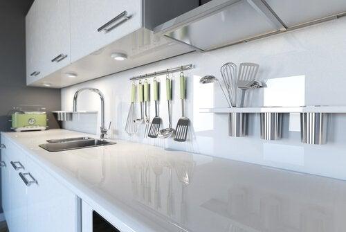 5 façons de garder une cuisine impeccable