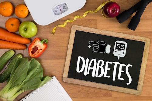 Une alimentation saine pour perdre du poids si vous êtes diabétique