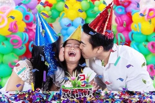 Célébrer des fêtes en famille parmi les activités à faire en famille