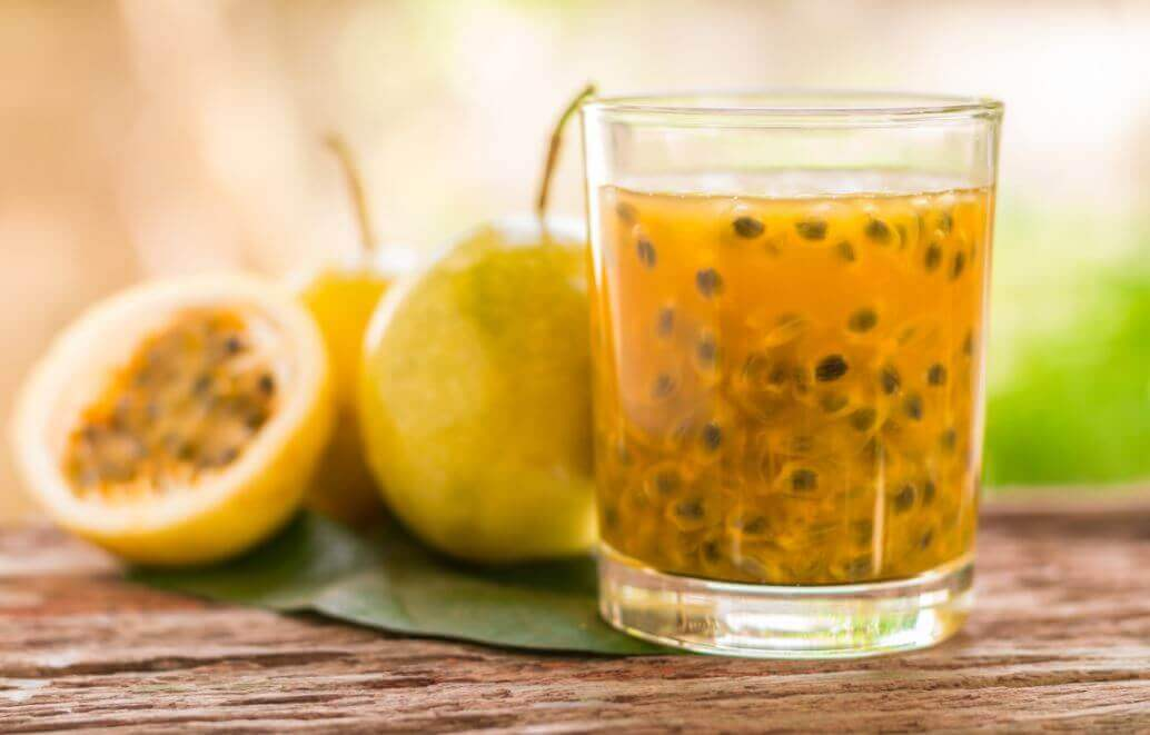 Fruit de la passion : 2 recettes de dessert
