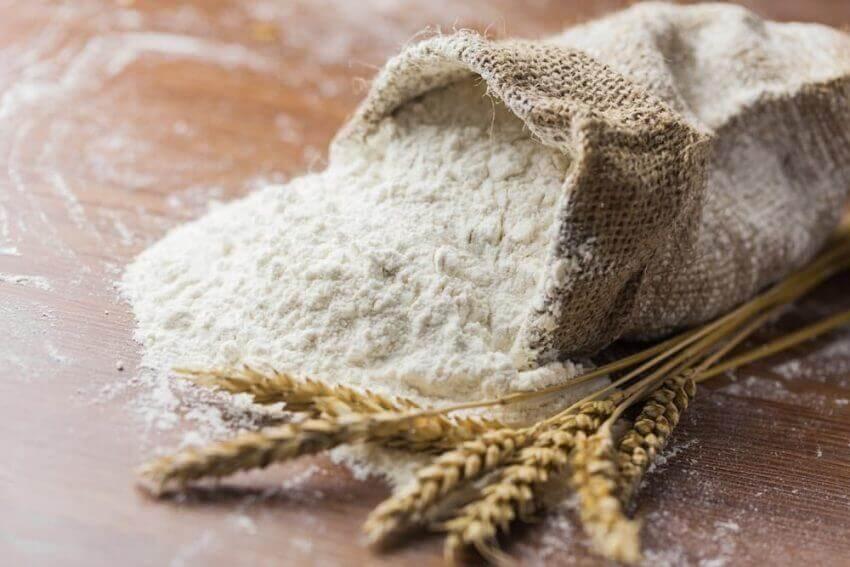 L'origine des galettes de farine.