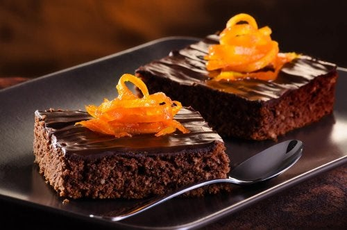 Préparez un délicieux gâteau au chocolat et à l'orange