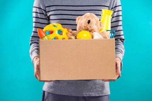 Les matériaux toxiques des jouets.