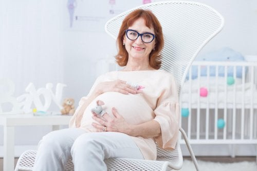 Être mère après 35 ans