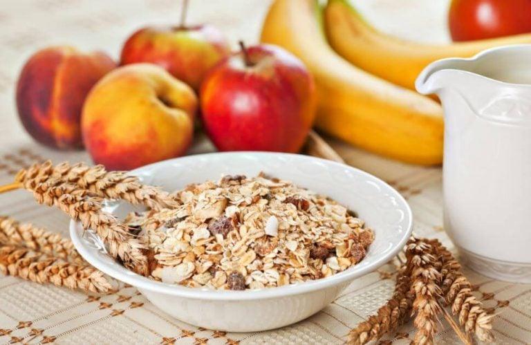 Préparez un délicieux muesli maison pour un petit-déjeuner sain