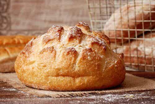 Recette délicieuse et facile de pain italien
