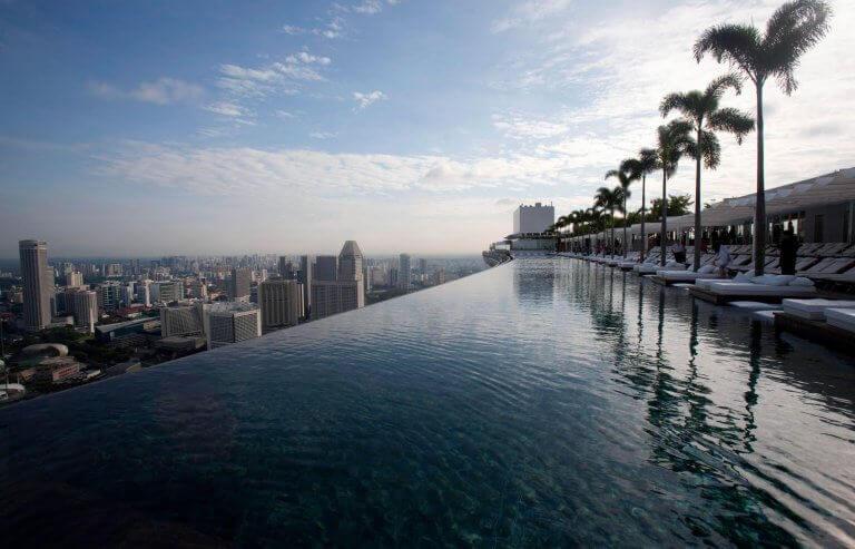 Otkrijte 8 nevjerojatan objekt u obliku bazena