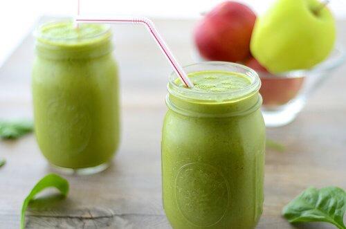 un jus à la pomme pour perdre en graisse abdominale